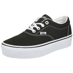 Doheny Platform Sneaker Damen, schwarz / weiß, zoom bei OUTFITTER Online