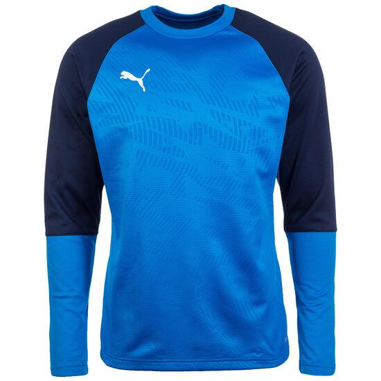 Cup Trainingsshirt Herren, blau / dunkelblau, zoom bei OUTFITTER Online