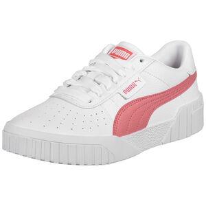 Cali Sneaker Damen, weiß / korall, zoom bei OUTFITTER Online