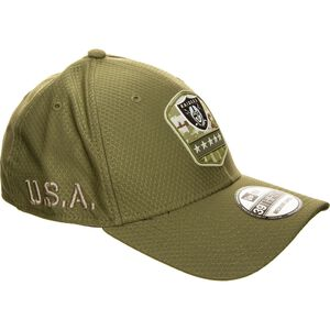 39Thirty NFL Salute to Service Oakland Raiders Cap, oliv, zoom bei OUTFITTER Online