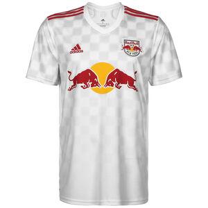 New York Red Bulls Trikot Home 2021 Herren, weiß / rot, zoom bei OUTFITTER Online