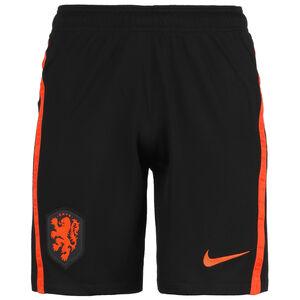 Niederlande Short Away Stadium EM 2021 Herren, schwarz / orange, zoom bei OUTFITTER Online