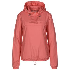 Basic Pull Over Windbreaker Damen, pink, zoom bei OUTFITTER Online