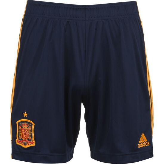 FEF Spanien Short Home EM 2020 Herren, dunkelblau / gelb, zoom bei OUTFITTER Online