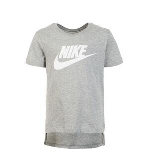 Basic Futura T-Shirt Kinder, grau / weiß, zoom bei OUTFITTER Online