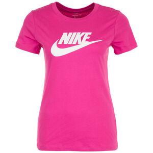 Icon Futura T-Shirt Damen, pink / weiß, zoom bei OUTFITTER Online