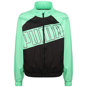 Feel It Windbreaker Damen, schwarz / mint, zoom bei OUTFITTER Online