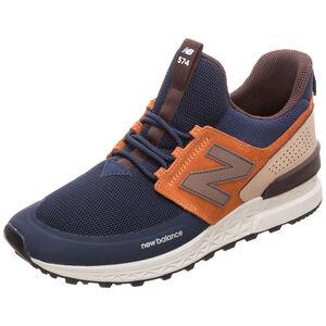 MS574-DTX-D Sneaker Herren, dunkelblau / braun, zoom bei OUTFITTER Online