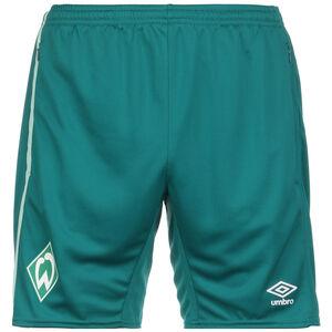 SV Werder Bremen Trainingsshorts Herren, grün / hellgrün, zoom bei OUTFITTER Online
