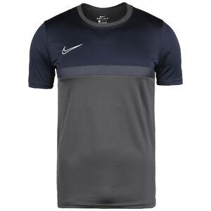 Dry Academy Pro Trainingsshirt Herren, anthrazit / dunkelblau, zoom bei OUTFITTER Online