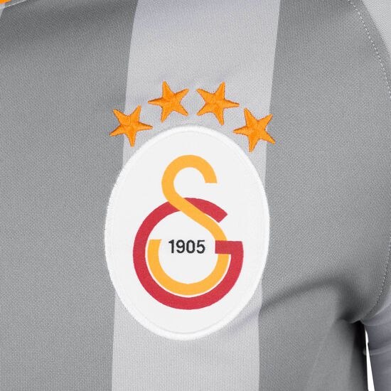 Galatasaray Istanbul Trikot 3rd Stadium 2019/2020 Herren, grau / rot, zoom bei OUTFITTER Online