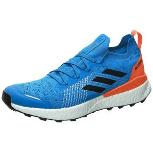 Terrex Two Ultra Parley Trail Laufschuh Herren, blau / orange, zoom bei OUTFITTER Online