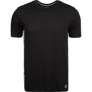 F.C. Dry Side Stripe T-Shirt Herren, Schwarz, zoom bei OUTFITTER Online