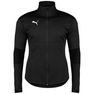 TeamFINAL 21 Trainingsjacke Herren, schwarz, zoom bei OUTFITTER Online