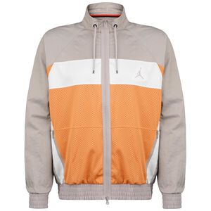 Jordan Wings Suit Jacke Herren, hellgrau / orange, zoom bei OUTFITTER Online