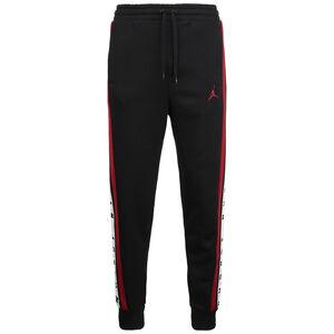 Air Jordan Fleece Jogginghose Herren, schwarz / rot, zoom bei OUTFITTER Online