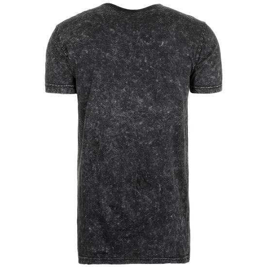 Random Wash T-Shirt Herren, Schwarz, zoom bei OUTFITTER Online
