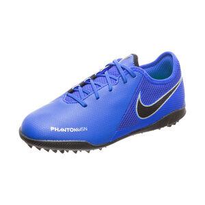 Phantom Vision Academy TF Fußballschuh Kinder, blau / schwarz, zoom bei OUTFITTER Online