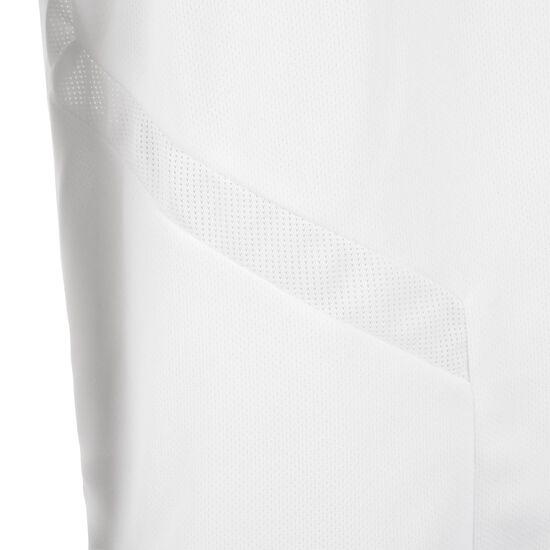 Tiro 19 Trainingsshirt Kinder, weiß / schwarz, zoom bei OUTFITTER Online