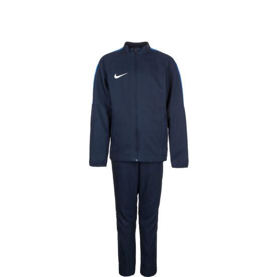 Dry Academy 18 Trainingsanzug Kinder, dunkelblau, zoom bei OUTFITTER Online