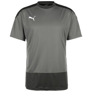 TeamGOAL 23 Trainingsshirt Herren, grau / anthrazit, zoom bei OUTFITTER Online