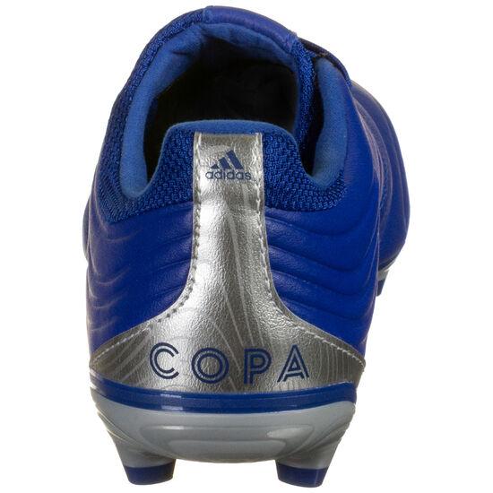 Copa 20.3 FG Fußballschuh Herren, blau / silber, zoom bei OUTFITTER Online