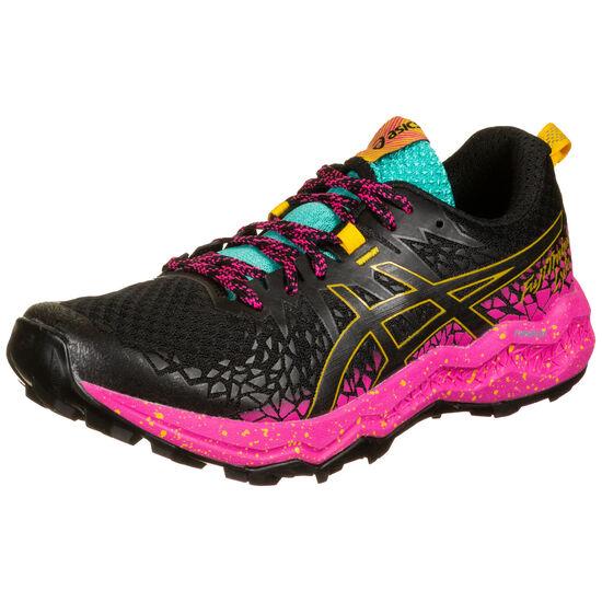 FujiTrabuco Lyte Trail Laufschuh Damen, schwarz / pink, zoom bei OUTFITTER Online