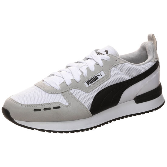R78 Sneaker Herren, weiß / grau, zoom bei OUTFITTER Online