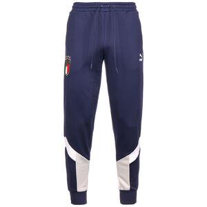 Italien Iconic MCS Jogginghose Herren, dunkelblau / lila, zoom bei OUTFITTER Online