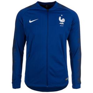 Frankreich FFF Anthem Jacke WM 2018 Herren, blau / weiß, zoom bei OUTFITTER Online