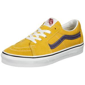 Sk8-Low Sneaker, gelb / lila, zoom bei OUTFITTER Online