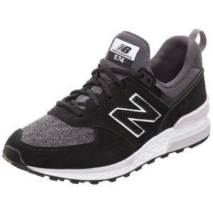 WS574-EB-B Sneaker Damen, Schwarz, zoom bei OUTFITTER Online