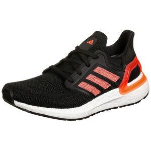 Ultraboost 20 Laufschuh Damen, schwarz / korall, zoom bei OUTFITTER Online