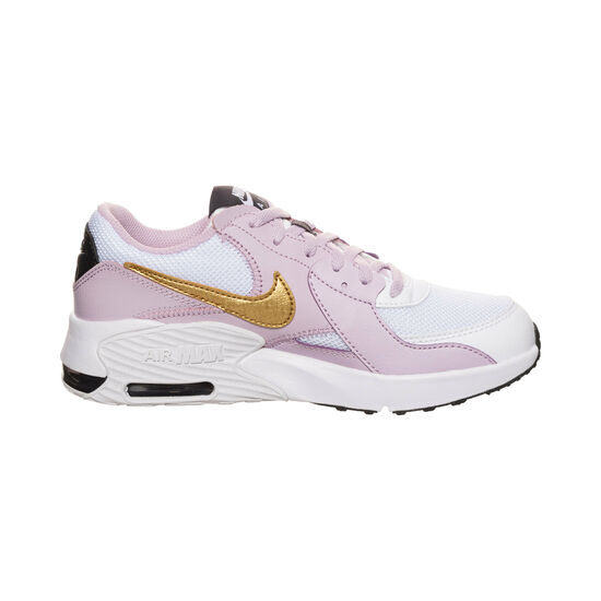 Air Max Excee Sneaker Kinder, weiß / gold, zoom bei OUTFITTER Online