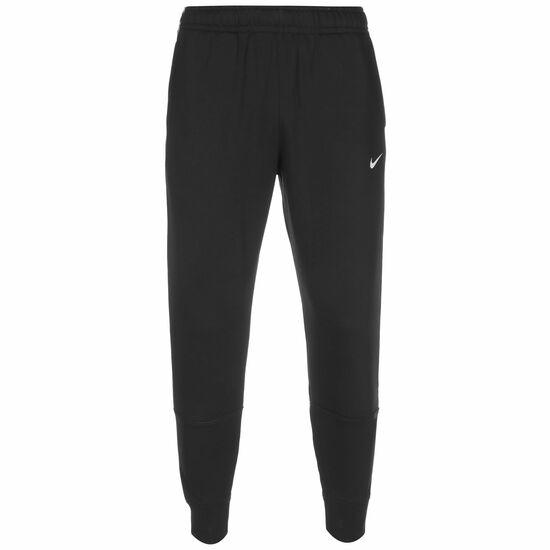 Repeat Fleece Jogginghose Herren, schwarz / weiß, zoom bei OUTFITTER Online
