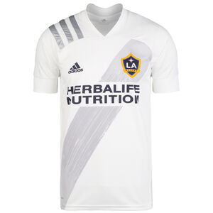 LA Galaxy Trikot Home 2020 Herren, weiß / grau, zoom bei OUTFITTER Online