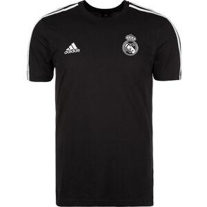 Real Madrid 3S T-Shirt Herren, Schwarz, zoom bei OUTFITTER Online