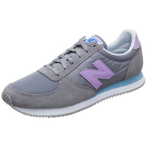 WL220-B Sneaker Damen, grau / lila, zoom bei OUTFITTER Online