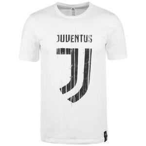 Juventus Turin DNA Graphic T-Shirt, schwarz / weiß, zoom bei OUTFITTER Online