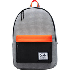 Classic X-Large Rucksack, grau / orange, zoom bei OUTFITTER Online