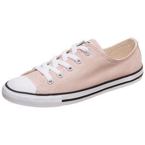 Chuck Taylor All Star Dainty OX Sneaker Damen, altrosa / weiß, zoom bei OUTFITTER Online