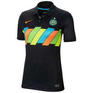 Inter Mailand Trikot 3rd Stadium 2021/2022 Damen, schwarz / orange, zoom bei OUTFITTER Online