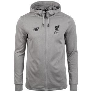 FC Liverpool Sportswear Kapuzenjacke Herren, grau, zoom bei OUTFITTER Online