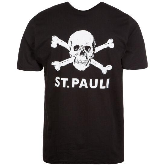 Totenkopf II T-Shirt Herren, Schwarz, zoom bei OUTFITTER Online