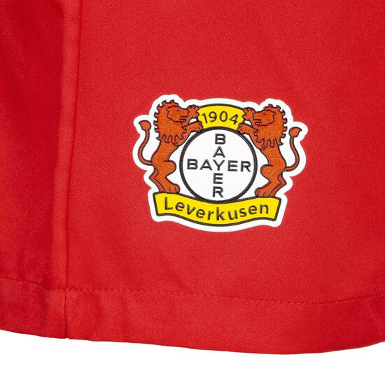 Bayer 04 Leverkusen Short Home 2019/2020 Herren, rot, zoom bei OUTFITTER Online