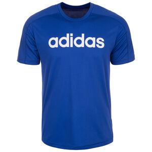 Design2Move Cool Logo Trainingsshirt Herren, blau, zoom bei OUTFITTER Online