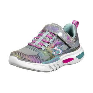Glow Brites Sneaker Kinder, grau / bunt, zoom bei OUTFITTER Online