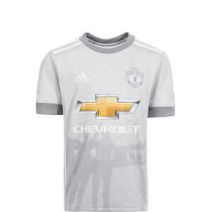 Manchester United Trikot 3rd 2017/2018 Kinder, Grau, zoom bei OUTFITTER Online