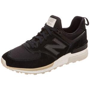 MS574-EMG-D Sport Sneaker, Schwarz, zoom bei OUTFITTER Online