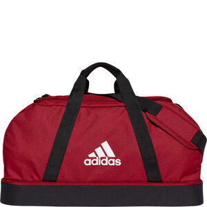 Tiro Bottom Compartment Medium Fußballtasche, rot / schwarz, zoom bei OUTFITTER Online